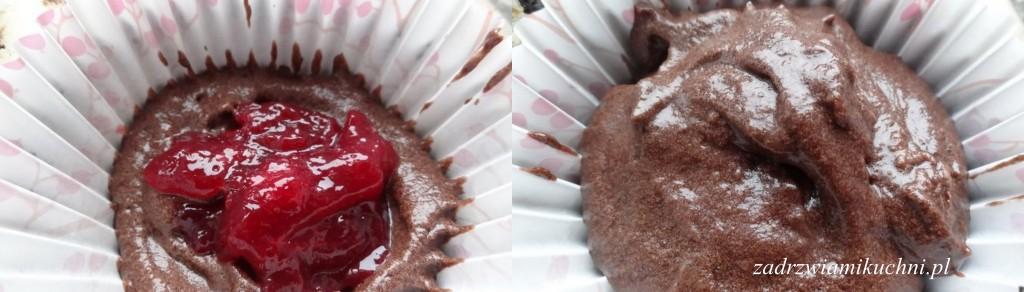 Nakładanie ciasta