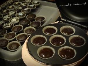 Pieczenie muffinek